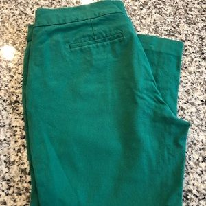 J. Crew Campbell Trousers
